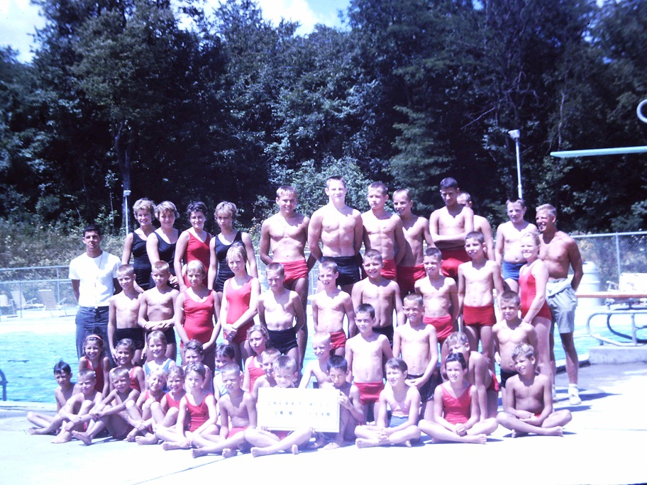 Cherry Hill Swim Club Old Swim Team Photos Cherry Hill